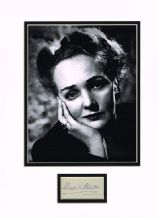 Ursula Bloom Autograph Signed Display